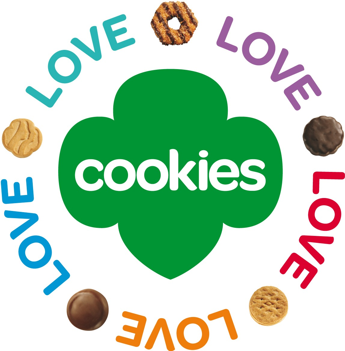 Girl Scout Cookies On Sale Now