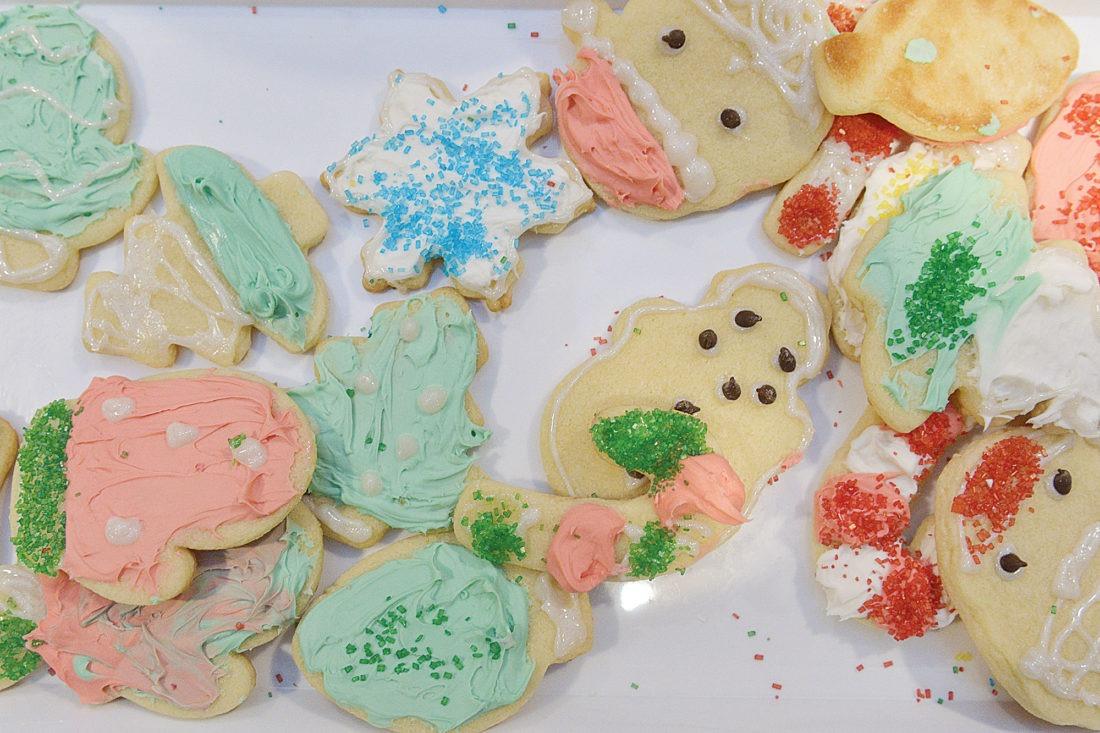 Annual Airmen Cookie Drive Under Way
