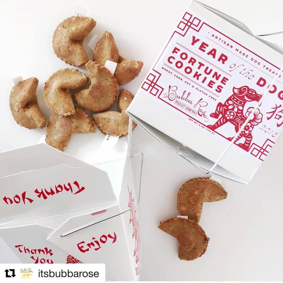 Celebrate The Year Of The Dog!! These Awesome, Organic Fortune