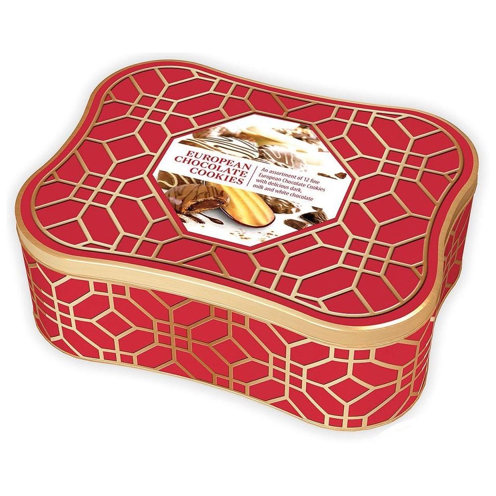 Lambertz European Chocolate Cookies, Red