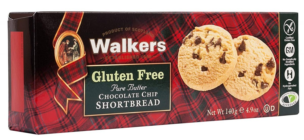 Amazon Com  Walkers Shortbread Gluten
