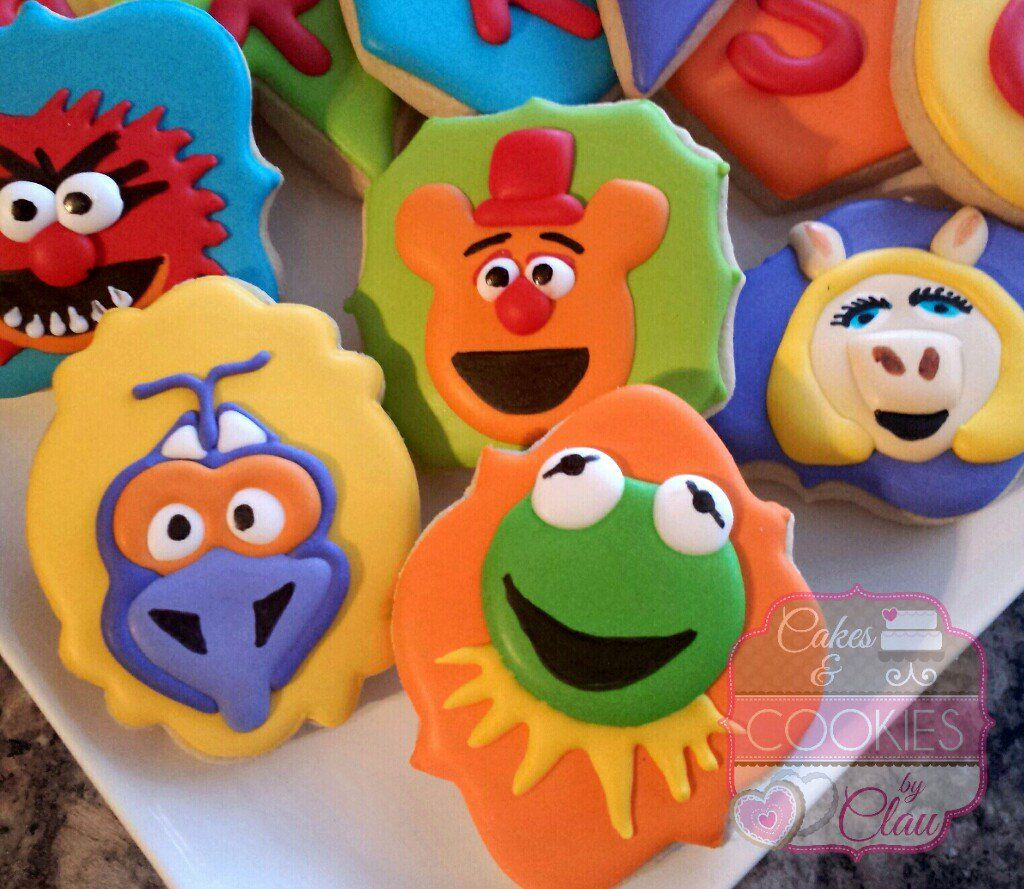 Cakes & Cookies By Clau, Custom Hand Decorated Cookies, Houston