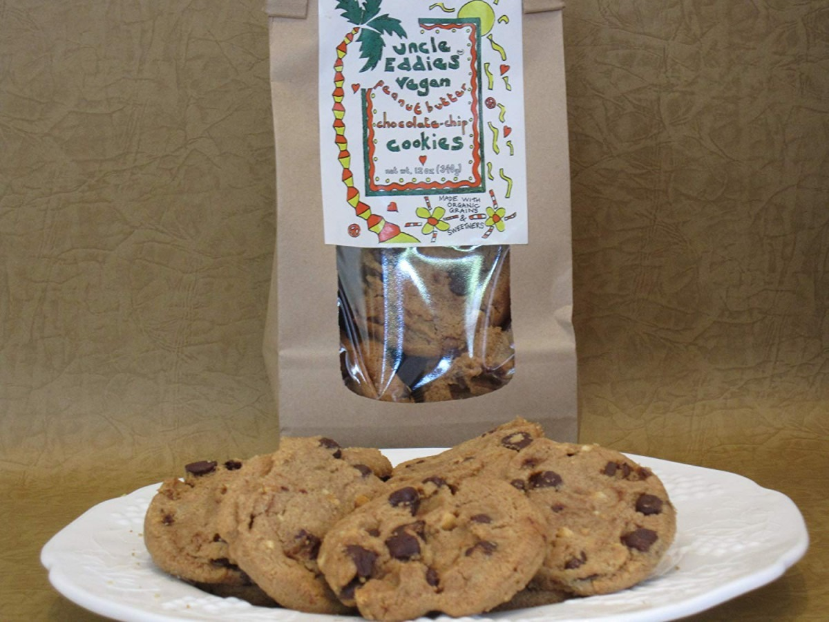 Amazon Com  Uncle Eddies Vegan Peanut Butter Chocolate Chip