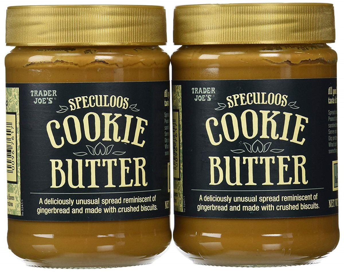Amazon Com  Trader Joe's Speculoos Cookie Butter 14 1 Oz (pack Of 2)