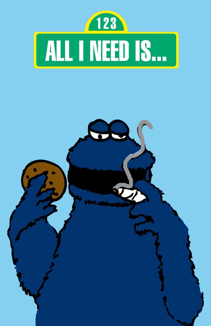 Cookie Monster Weed