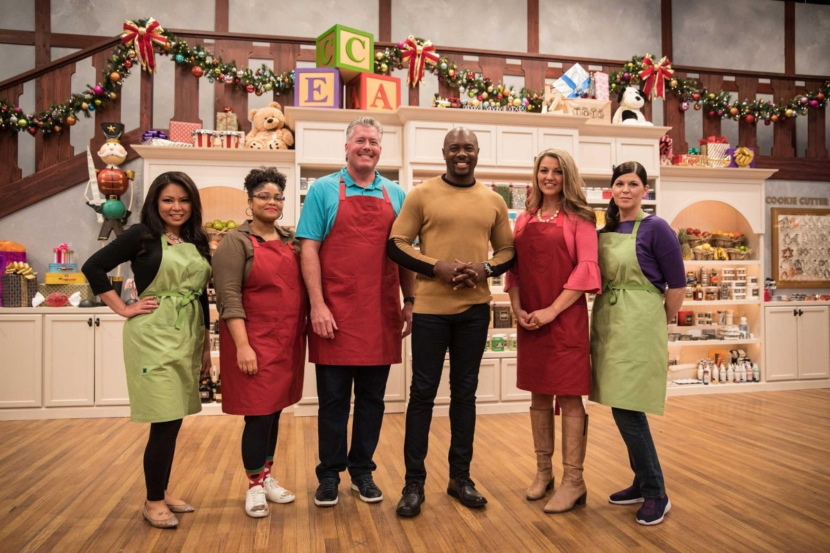 Food Network Related News And Links  This El Segundo Baker Is