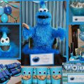 Cookie Monster Party Supplies