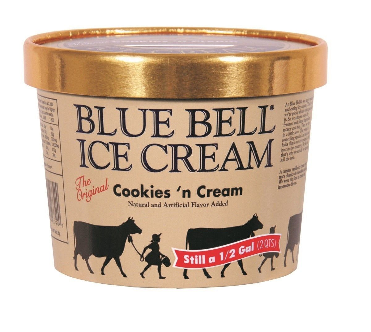 Image Result For Blue Bell Ice Cream Cookies And Cream