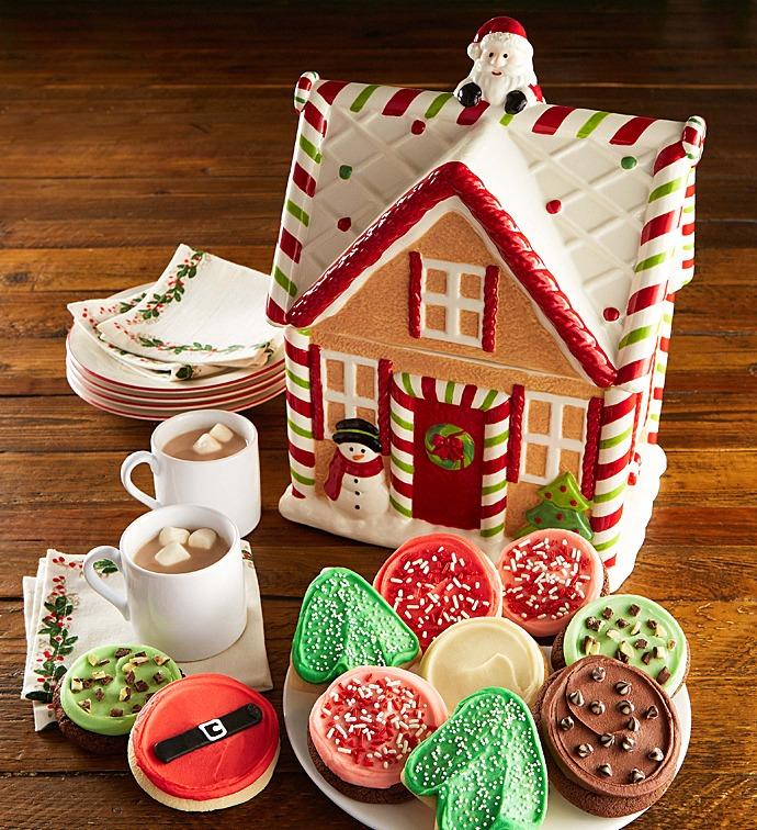 Gingerbread House Cookie Jar Related Keywords & Suggestions