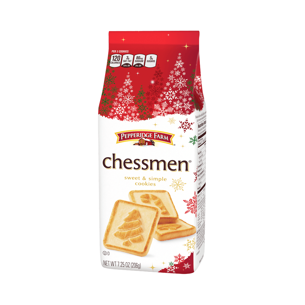 Chessman Cookie