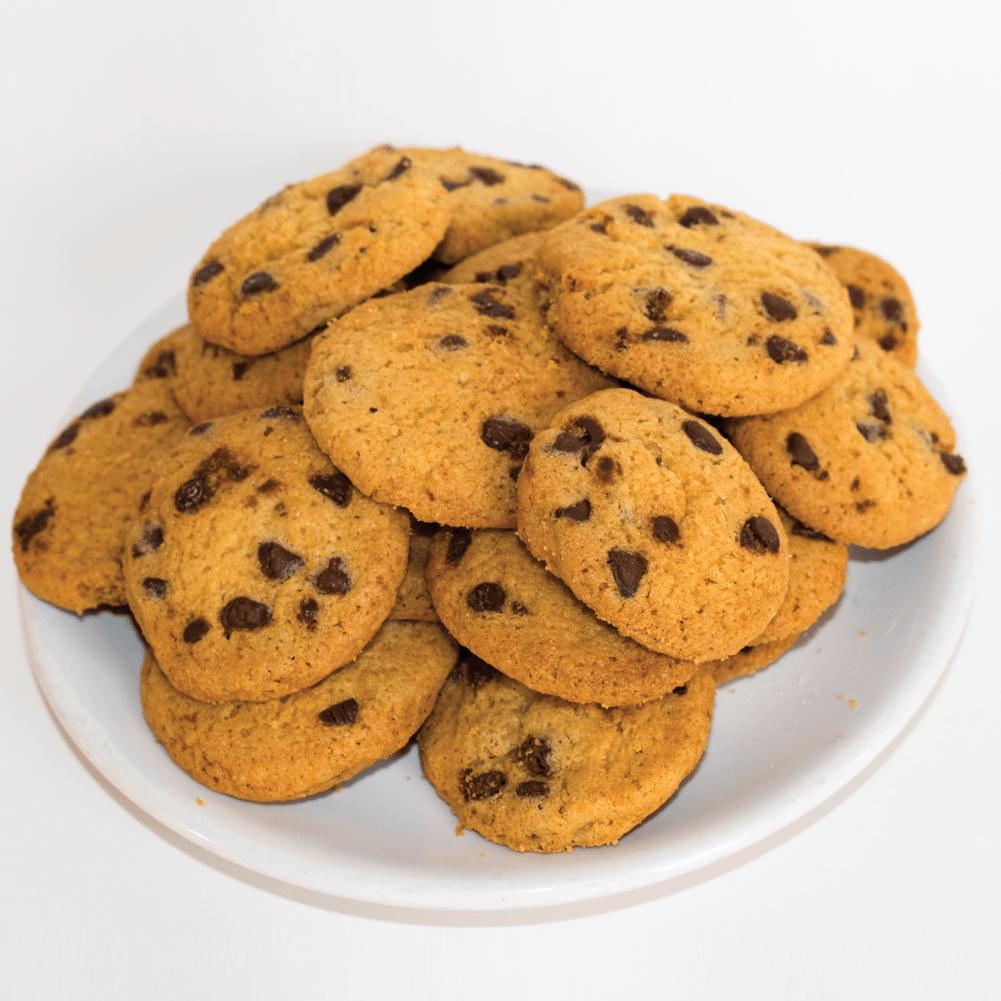 Uptown Espresso Bakery Mini Chocolate Chip Cookies