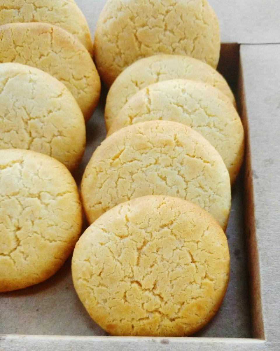 Condensed Milk Cookies Recipe By Archana's Kitchen