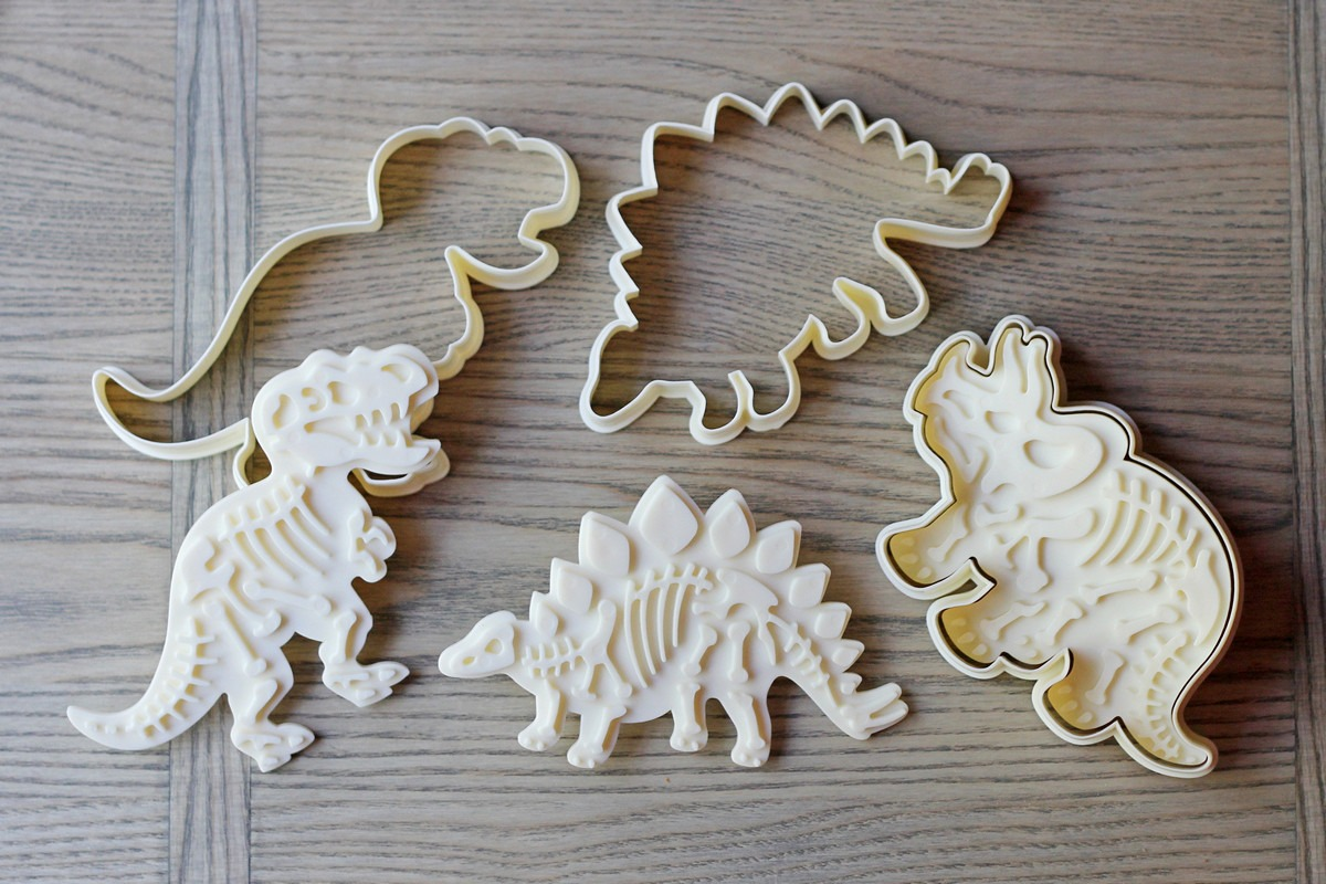 Cookistry's Kitchen Gadget And Food Reviews  Dig Ins Dinosaur