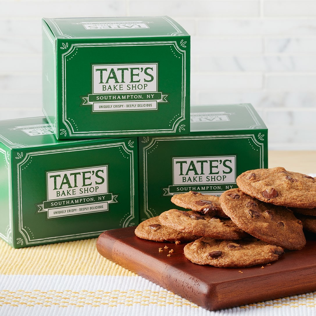 Gluten Free Cookie Gift Cubes Tate's Bake Shop