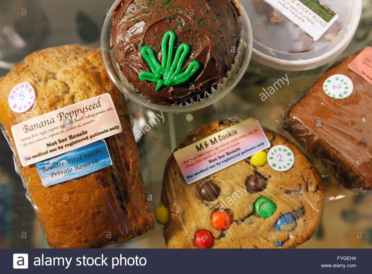 Cupcakes And Cookies For Sale At The Boulder Vital Herbs Medical