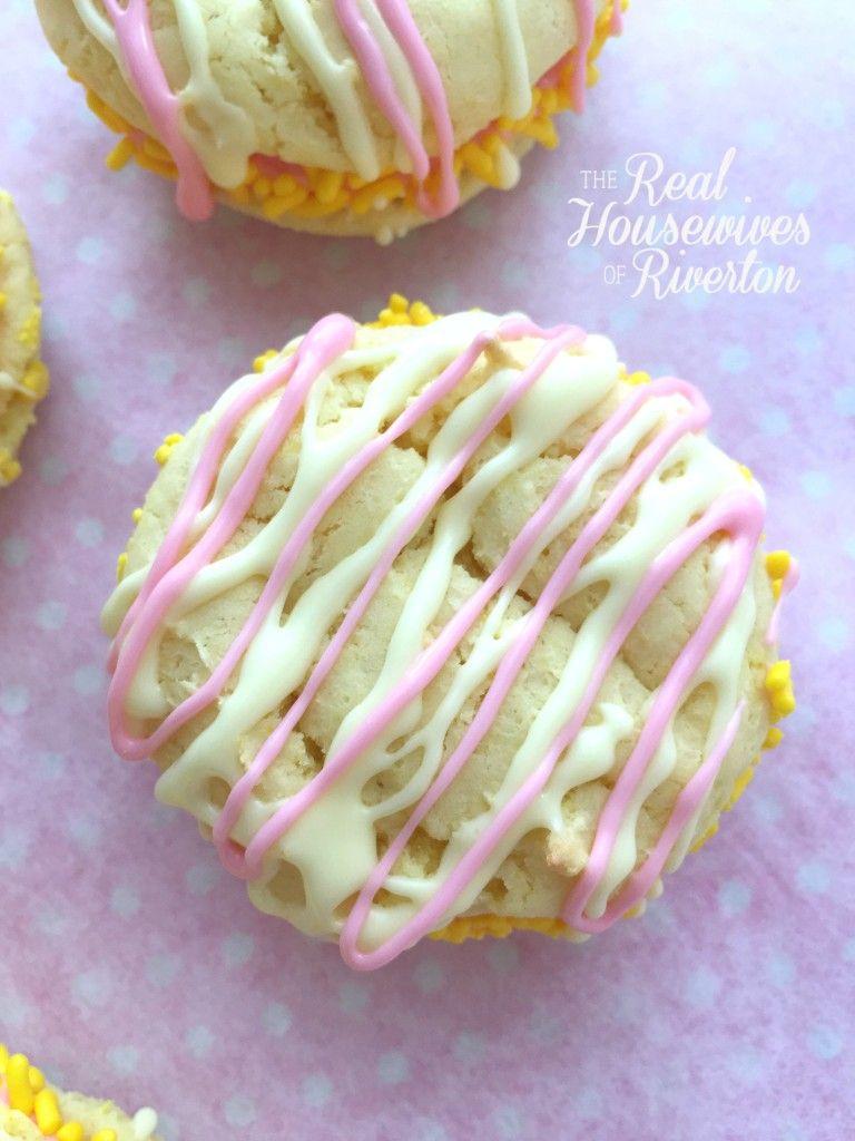 Strawberry Lemonade Cookie Recipe