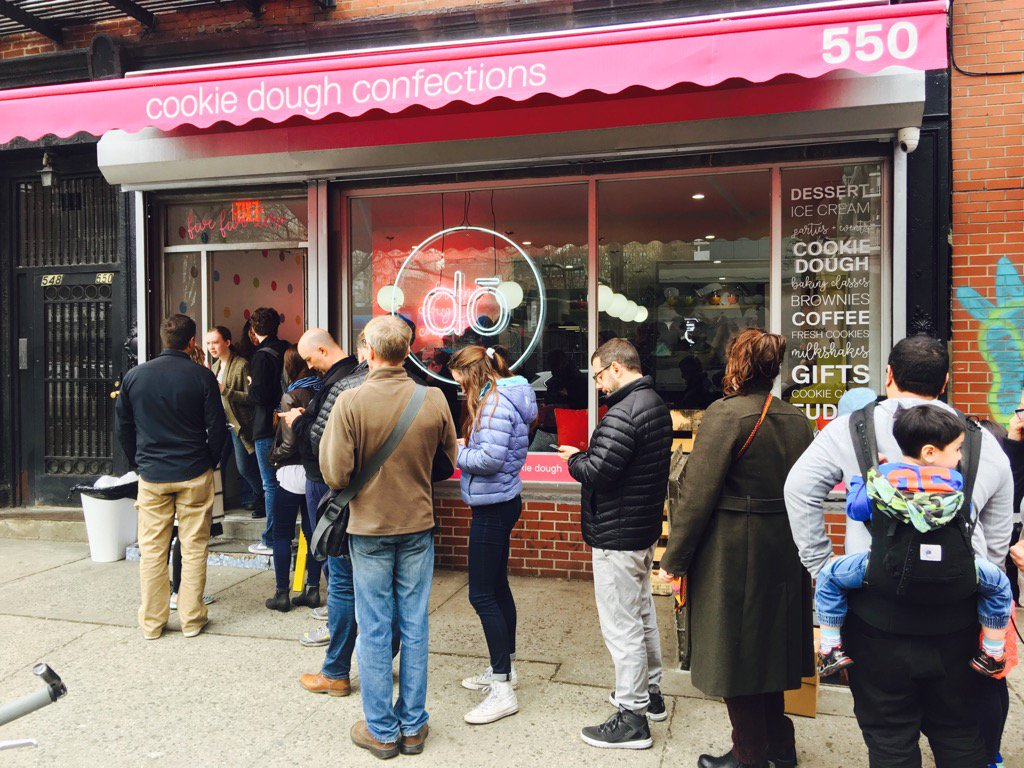 DŌ Cookie Dough Shop In Nyc Is Now Kosher – Yeahthatskosher