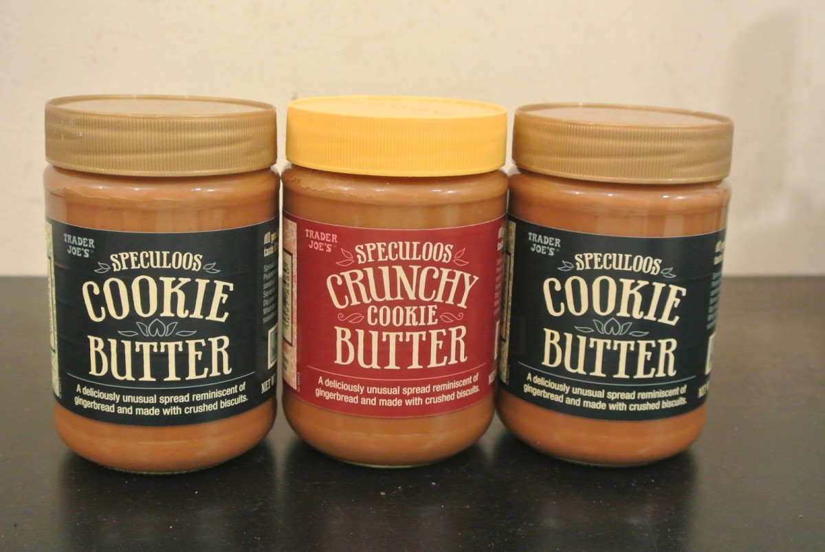 Midsummer  Trader Joe's Speculoos Cookie Butter