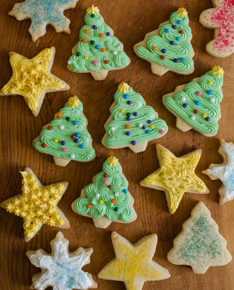 Grandma Lucy's Secret Sugar Cookie Recipe