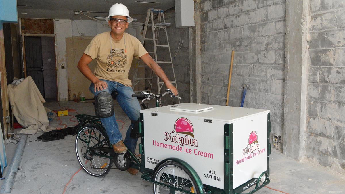 New Ice Cream Shop Opens In Kailua In Windward Oahu