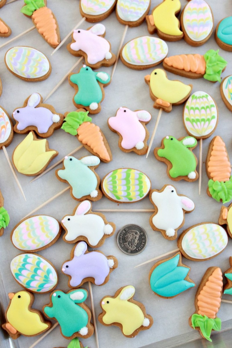 17 Easy Easter Cookies