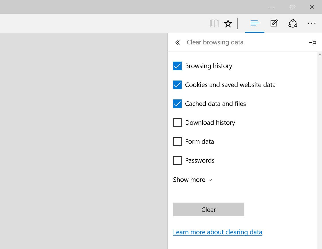 How To View And Delete Your Browsing History In Microsoft Edge