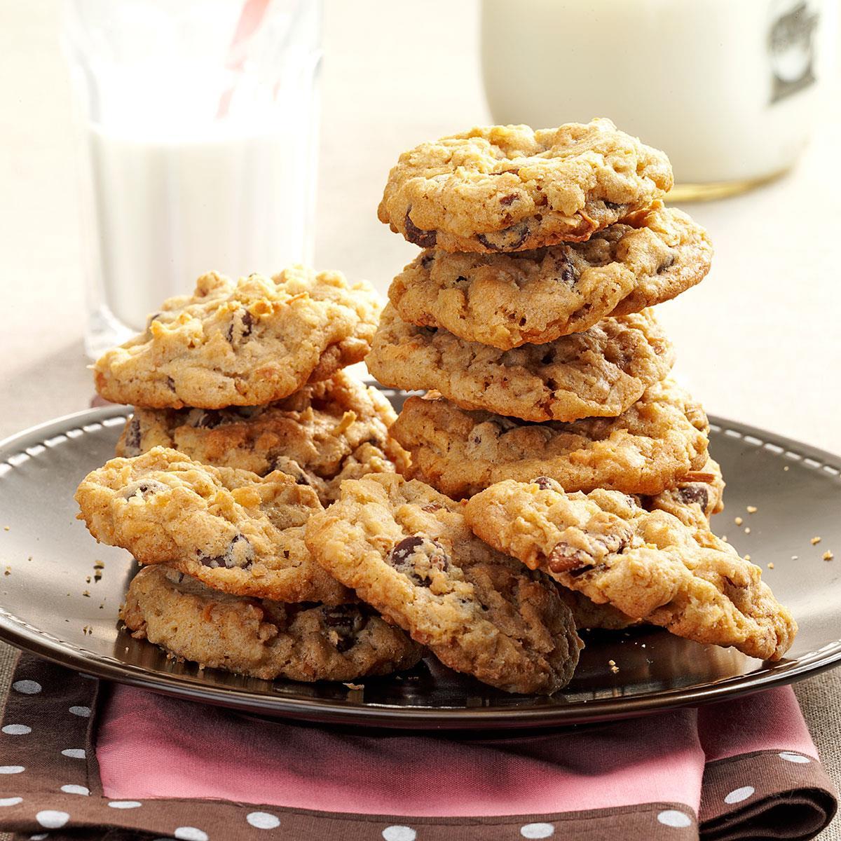 Wyoming Cowboy Cookies Recipe