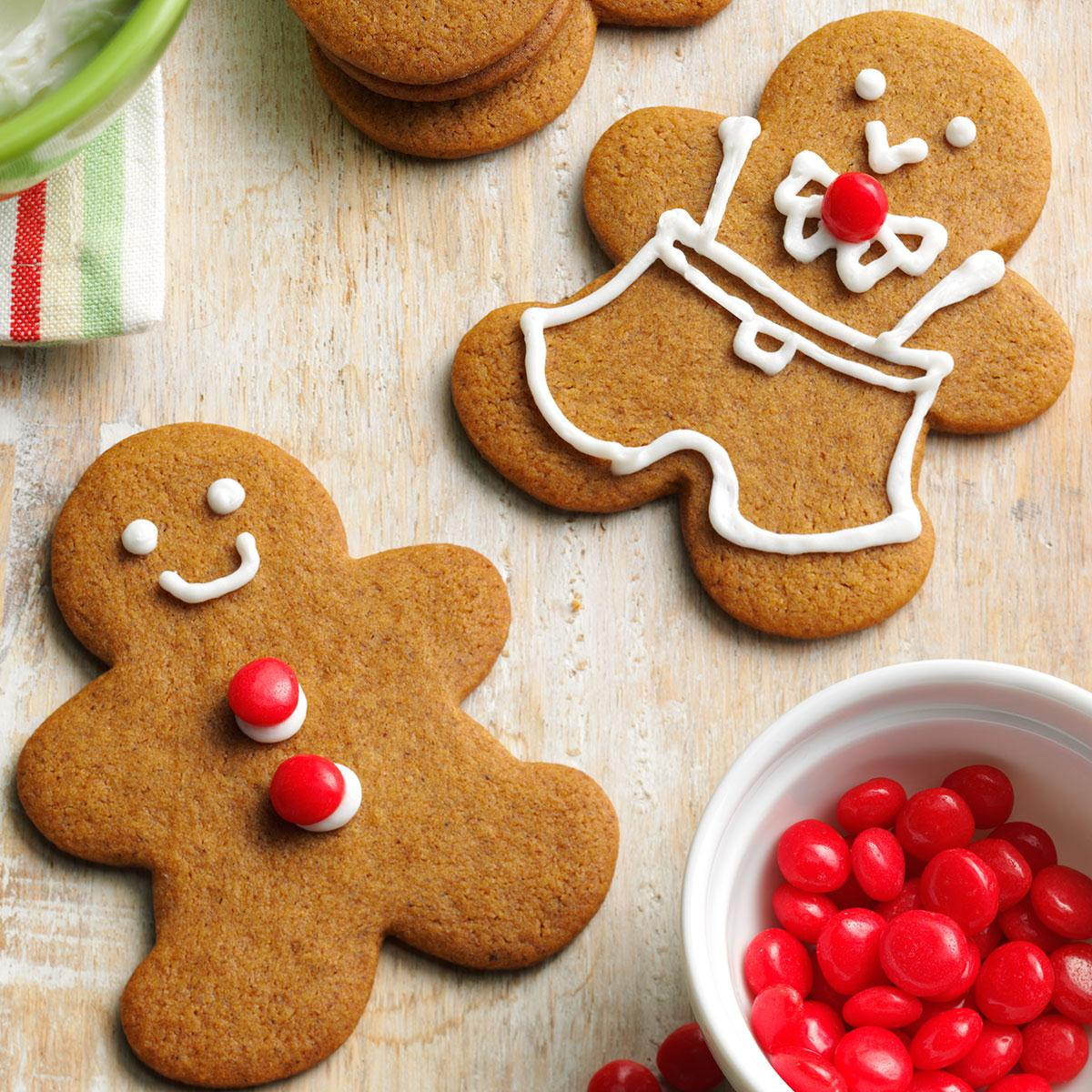 Swedish Gingerbread Cookies Recipe