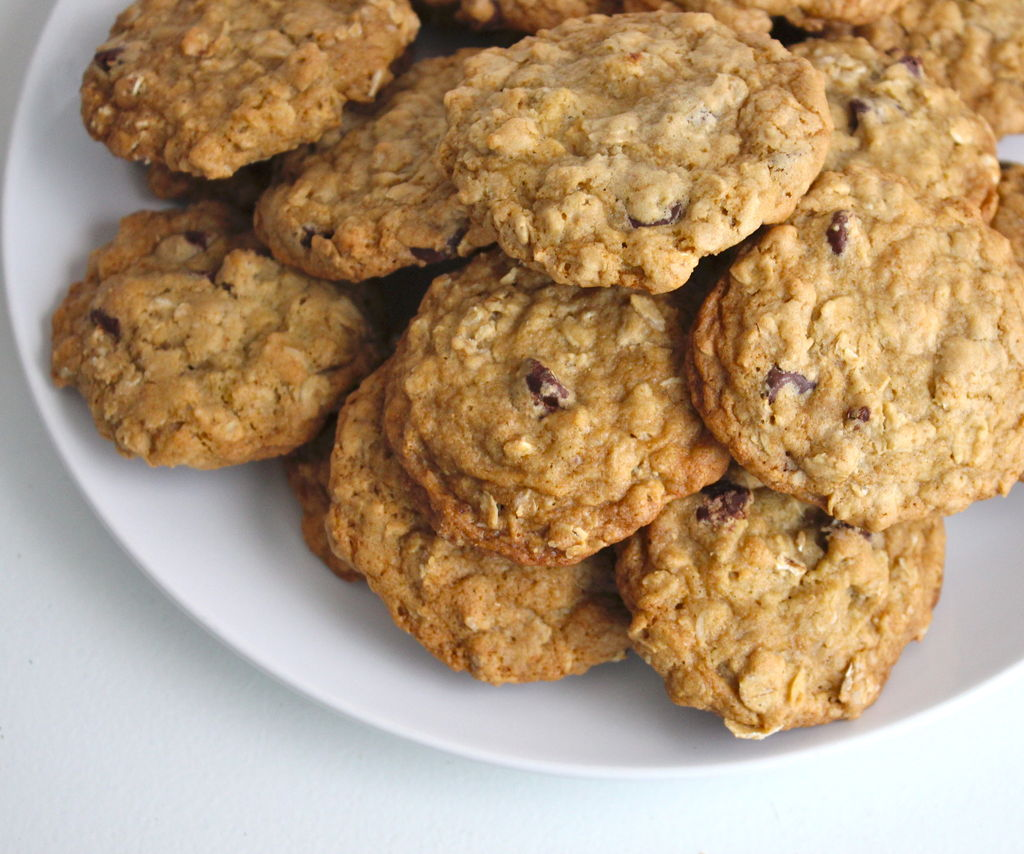 Dairy Free Oatmeal Cookies (with Pictures)