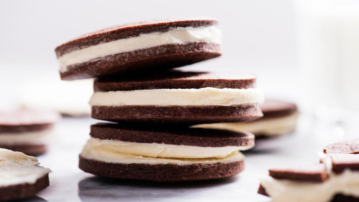 Chocolate Sandwich Cookie Recipe