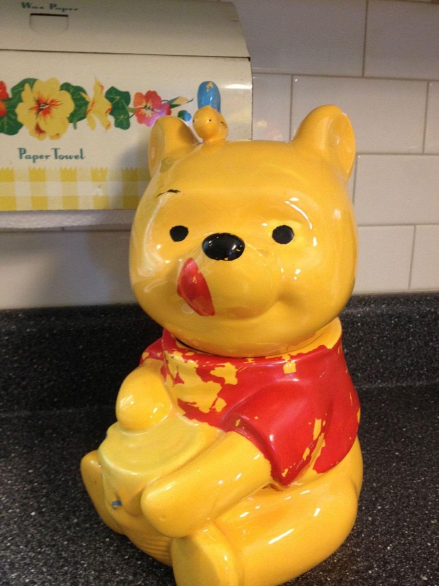 Vintage  Winnie The Pooh  Cookie Jar