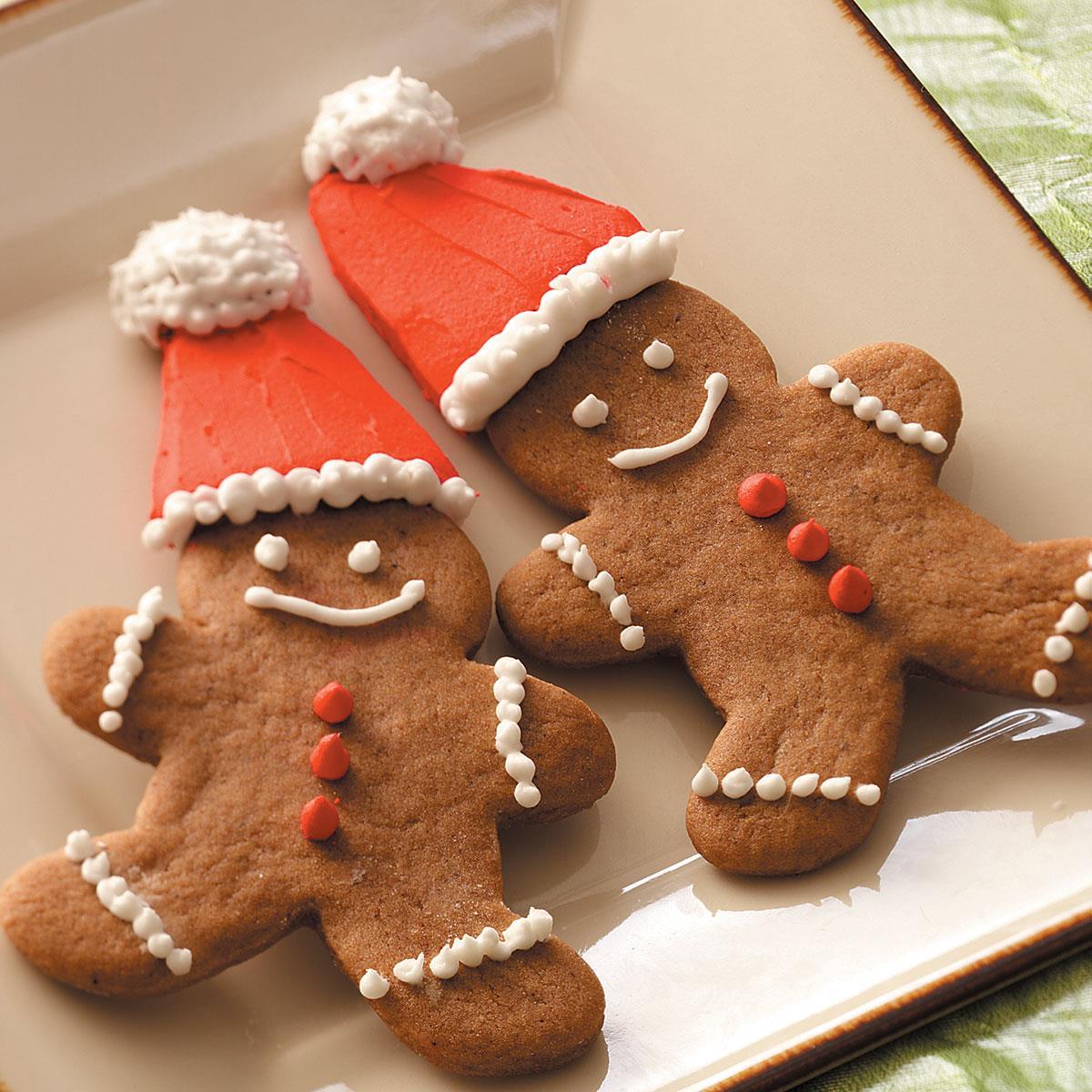 Gingerbread Cookie Cutouts Recipe