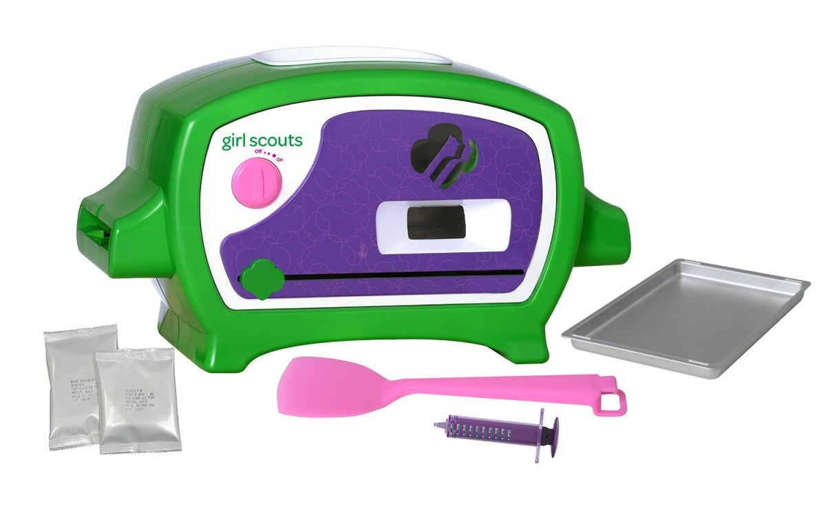 Girl Scouts Cookie Oven Review