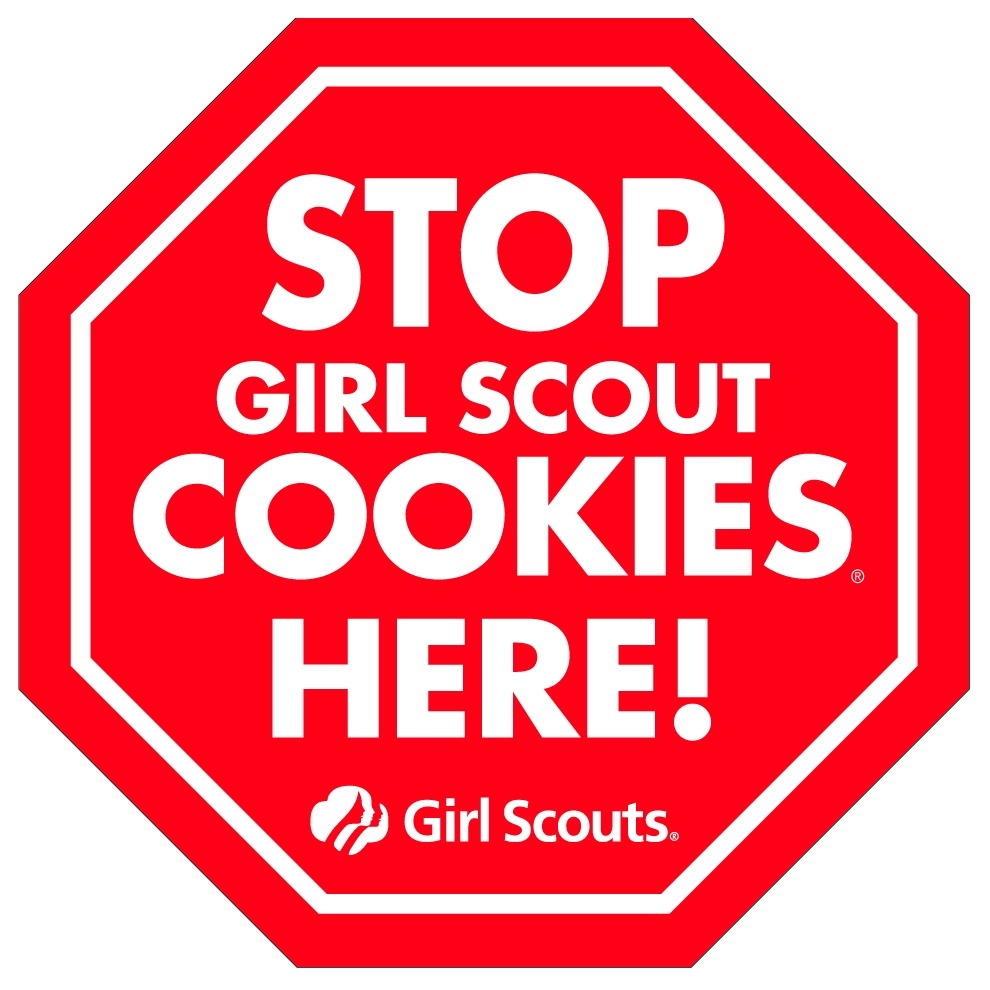 Girl Scout Cookie Booths