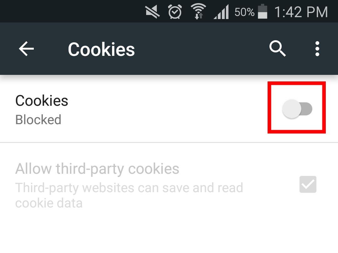How Do I Enable Cookies  – Eventmobi