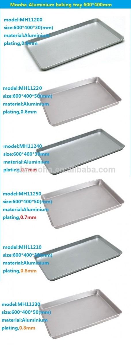 Aluminium Bakery Bread Cake Cookies Baking Sheet Pan(supply
