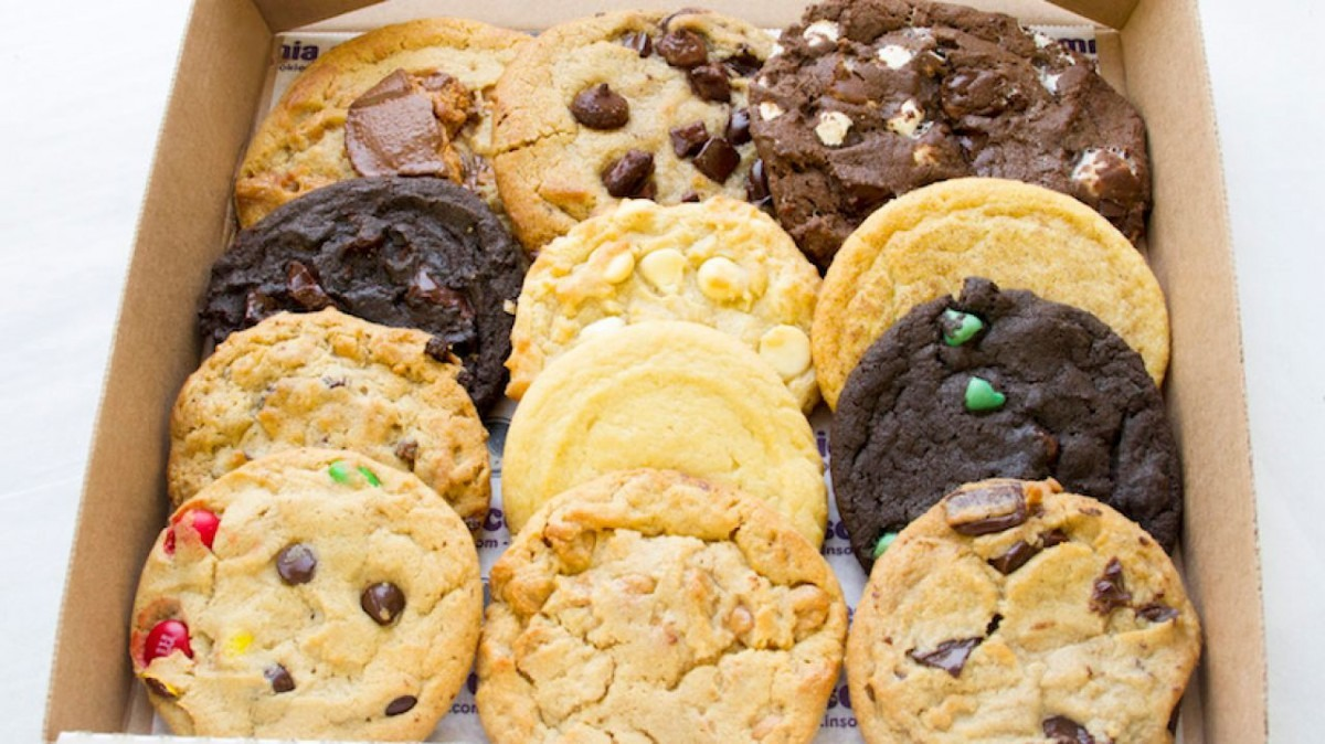Get Free Insomnia Cookies In Manhattan As Company Celebrates