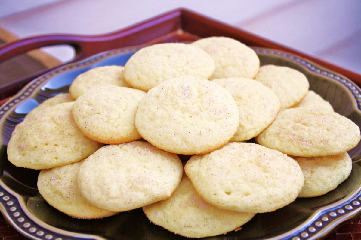 Burn Me Not  Buttermilk Sugar Cookies