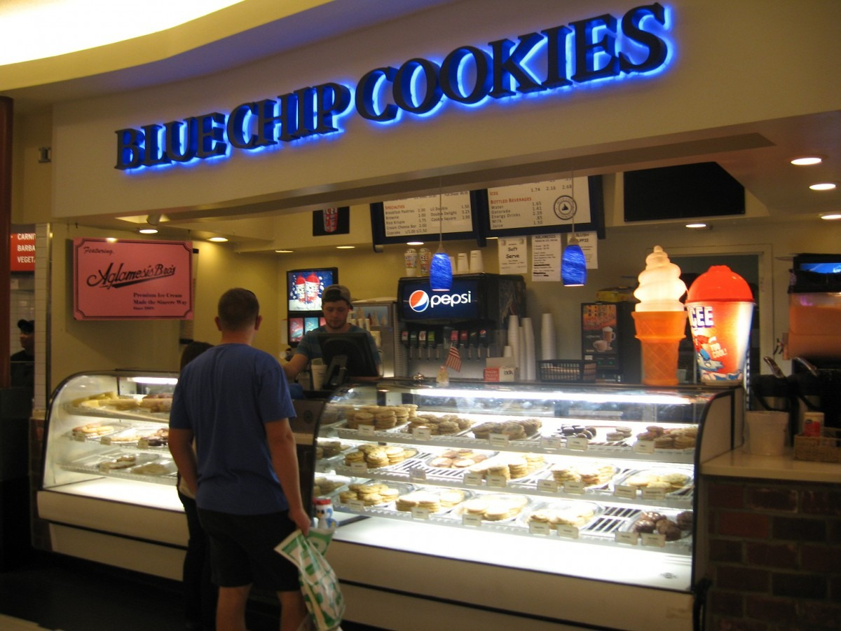 Blue Chip Cookies – Another Food Critic