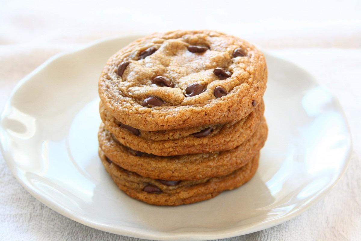 Collecting Memories  Soft Dark Brown Sugar Chocolate Chip Cookies