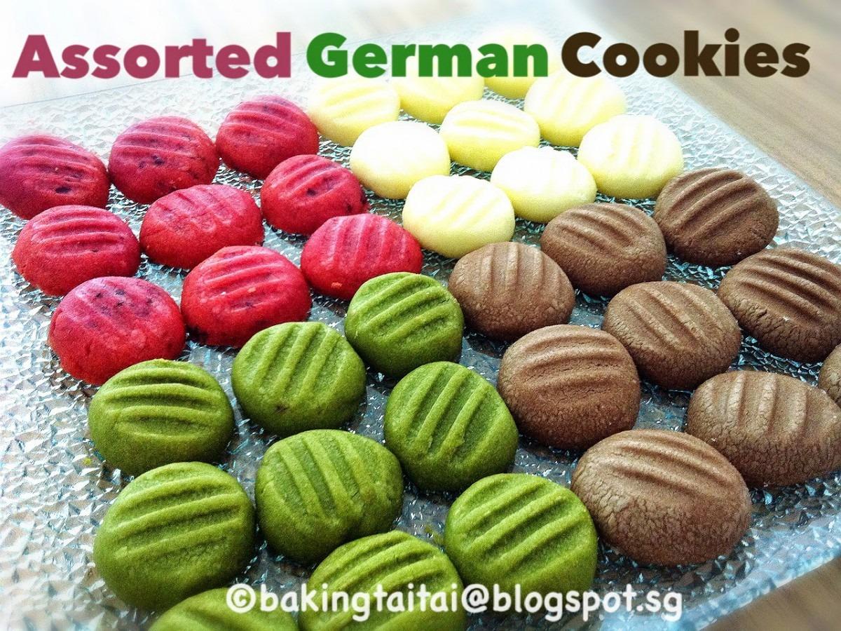 Baking Taitai 烘焙太太  German Melt