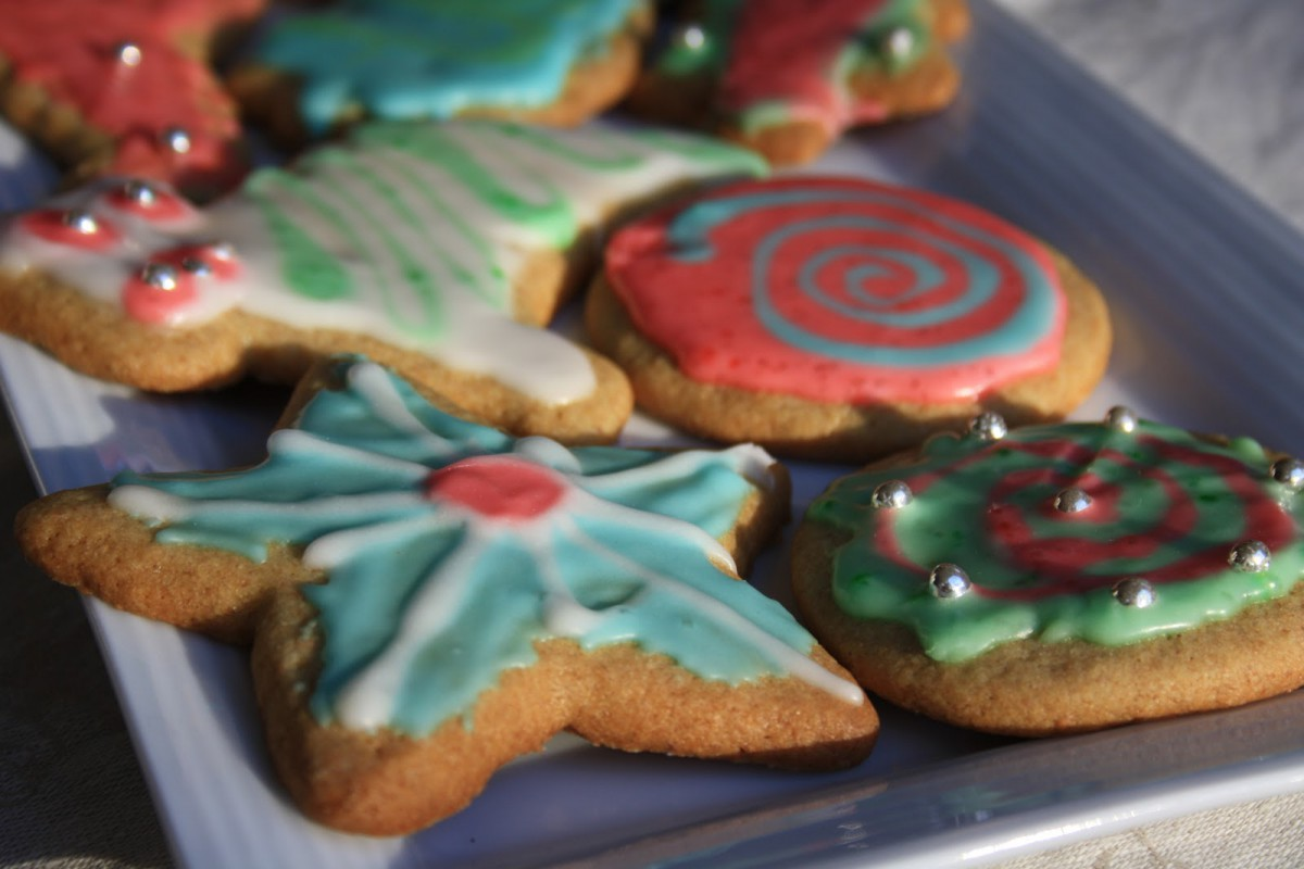 Aunt Mary's Old Fashioned Sugar Cookies Recipe