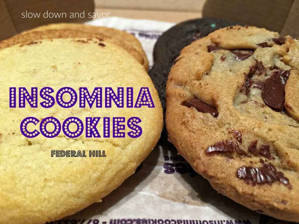 Welcome To Federal Hill, Insomnia Cookies!