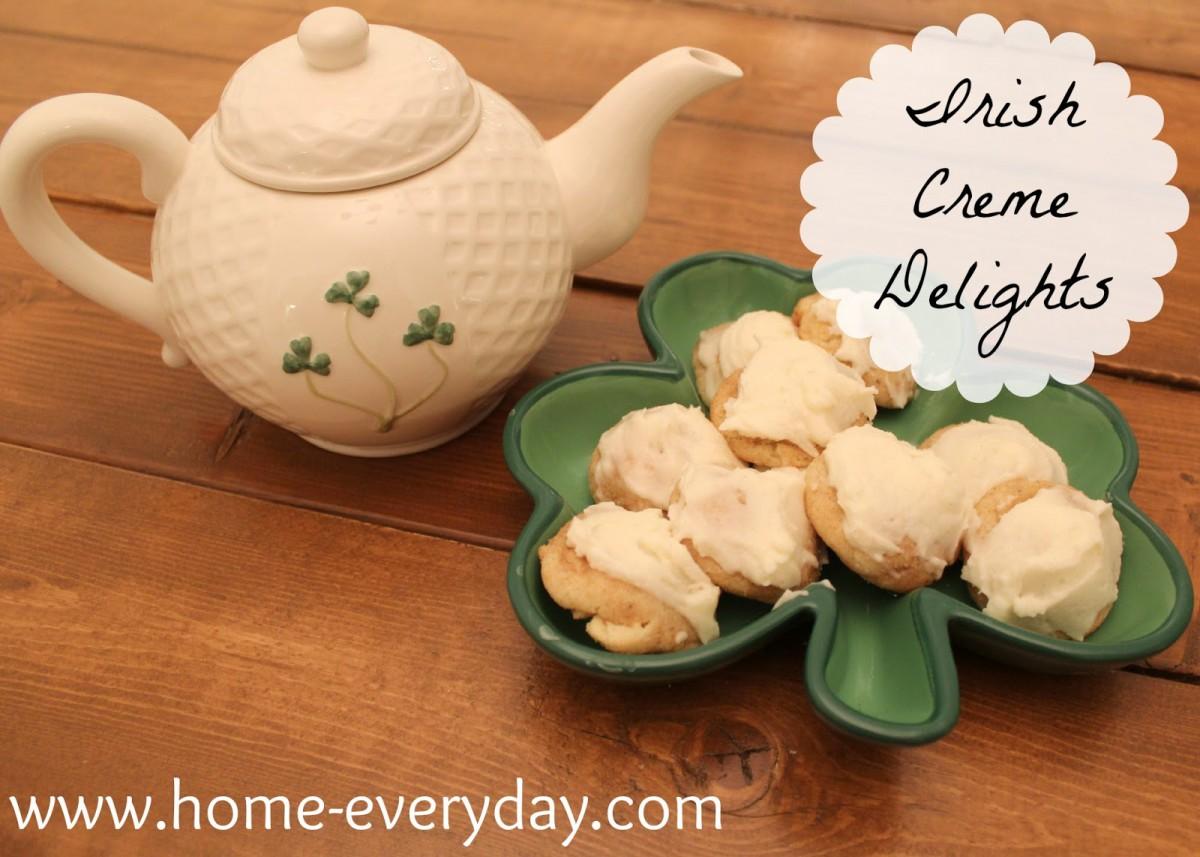 Smart Cookies  Irish Creme Delights