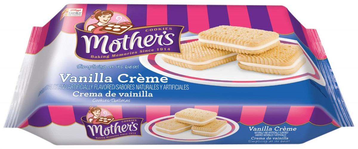 Mother's® Cookies Vanilla Creme Sandwich Cookies