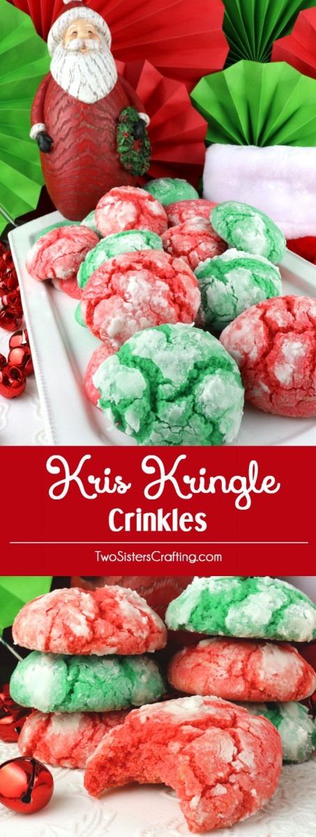Kris Kringle Crinkles