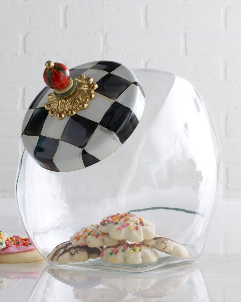 Mackenzie Childs Cookie Jar