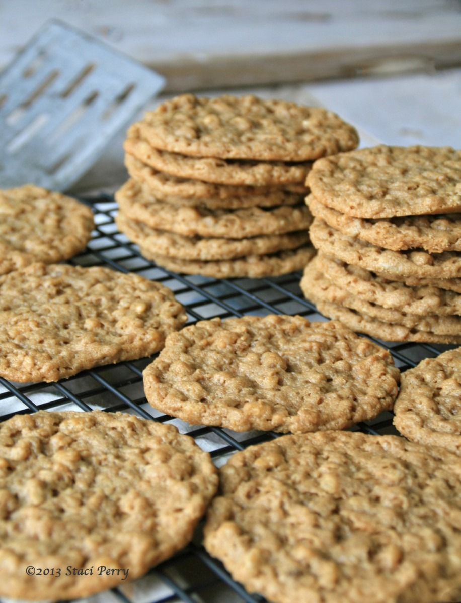 Going Native, Maple Sunflower Seed Butter Cookies – Random