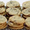 Homemade Soft Chocolate Chip Cookies